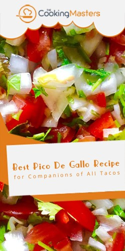 Best pico de gallo recipe