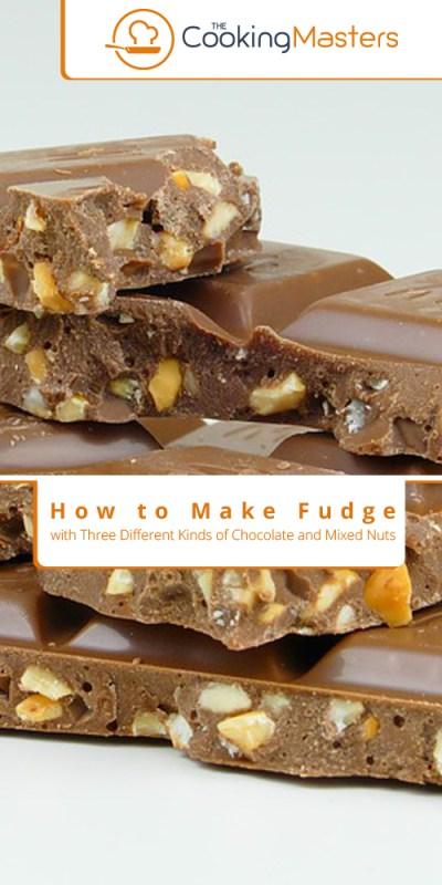 How to make fudge