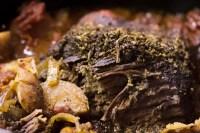 Pot roast crockpot