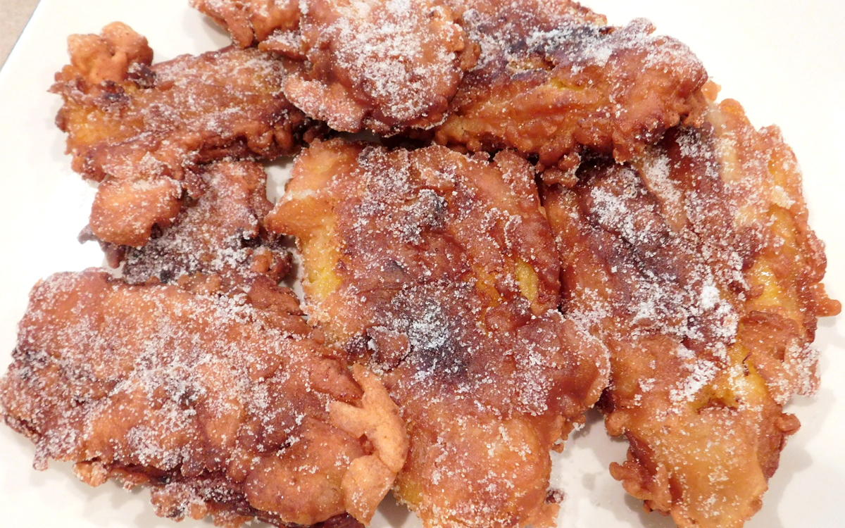 Plantain Banana Fritters Recipe (Maruya)