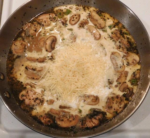 Creamy Parmesan Herb Chicken TN2