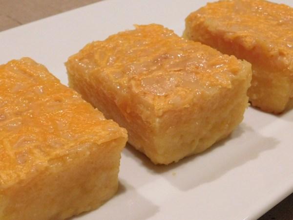 Cassava Cake Recipe