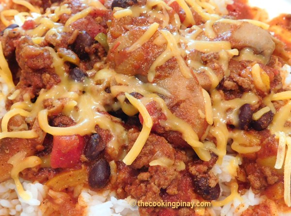 Cowboy Beef Beer & Bean Chili Recipe