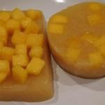 mango gelatin jelly dessert- thecookingpinay
