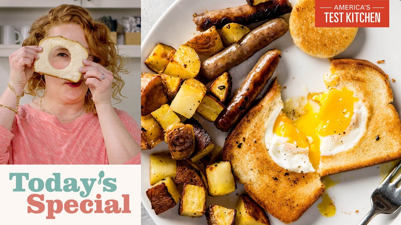 Why You Should Use a Sheet Pan for an Easy One-Pan Breakfast  | Today's Special