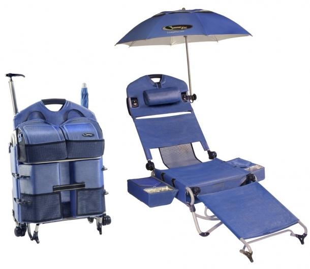 back pack beach chairs child size couch and chair loungepac backpack the coolest stuff ever