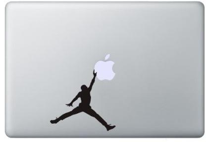 Air Jordan Macbook Decal  The Coolest Stuff Ever