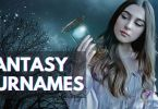 Fantasy Surnames