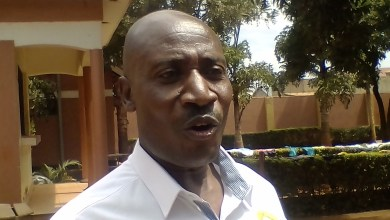 Matovu Vianney Ngoma that national chairperson FRONASA veterans association