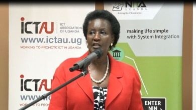 Minister of Trade, Industry and Cooperative, Amelia Kyabande