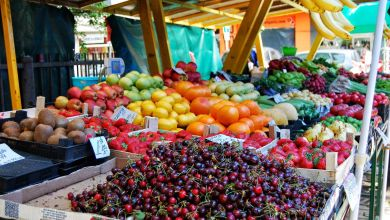 Fresh foods prices hike due to drought