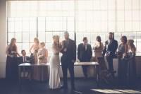Industrial Bohemian Denver Wedding: Kaylyn & Nick | The ...