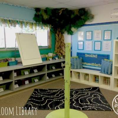 CORE INSPIRATION CLASSROOM REVEAL 2013-2014