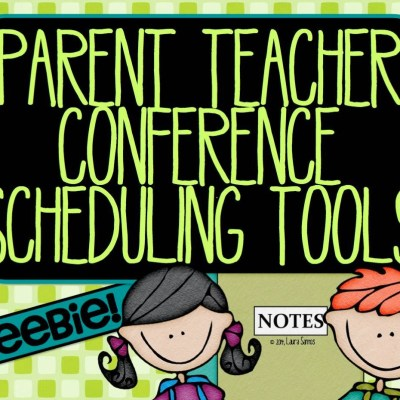 Report Cards, Goals and Conferences, Oh My!