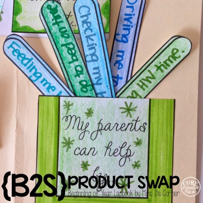 2014 Back To School Product Swap