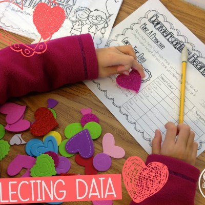 Data Analysis Math Investigation – Conversation Hearts and Data Smarts