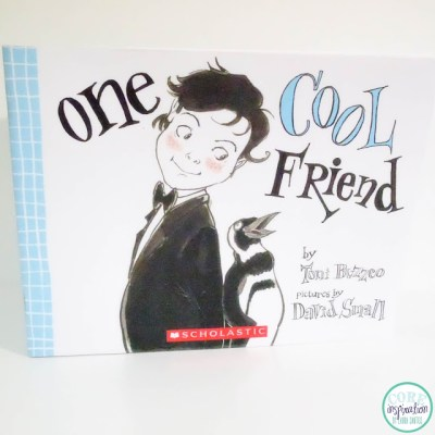 One Cool Friend read aloud about penguins