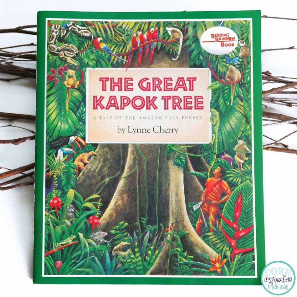 Lynne Cherry The Great Kapok Tree