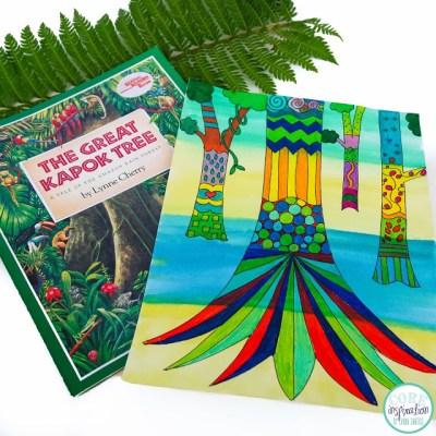 Core Inspiration The Great Kapok Tree Lesson Plans