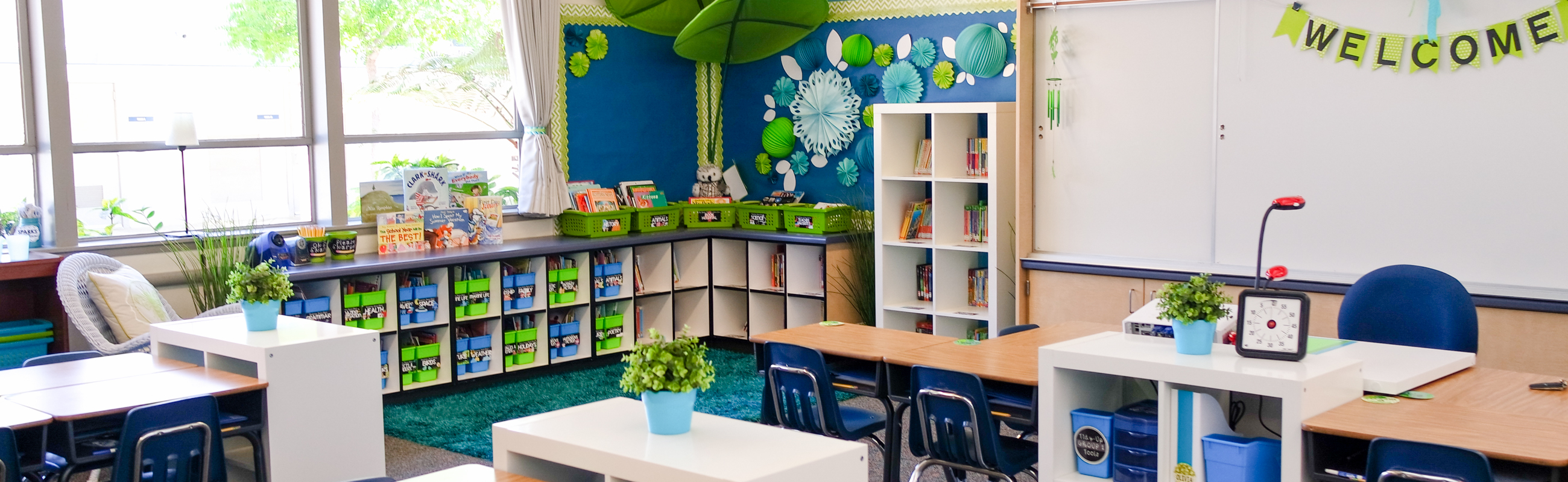 Core Inspiration Organized Classroom