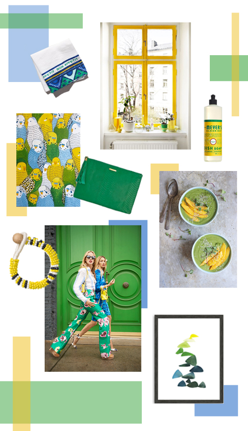 Style & Pepper: Color Crush