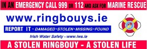RINGBOUY IWS Sticker