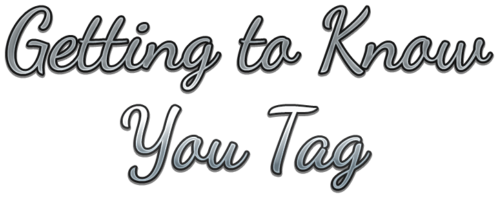 Getting to Know You Tag