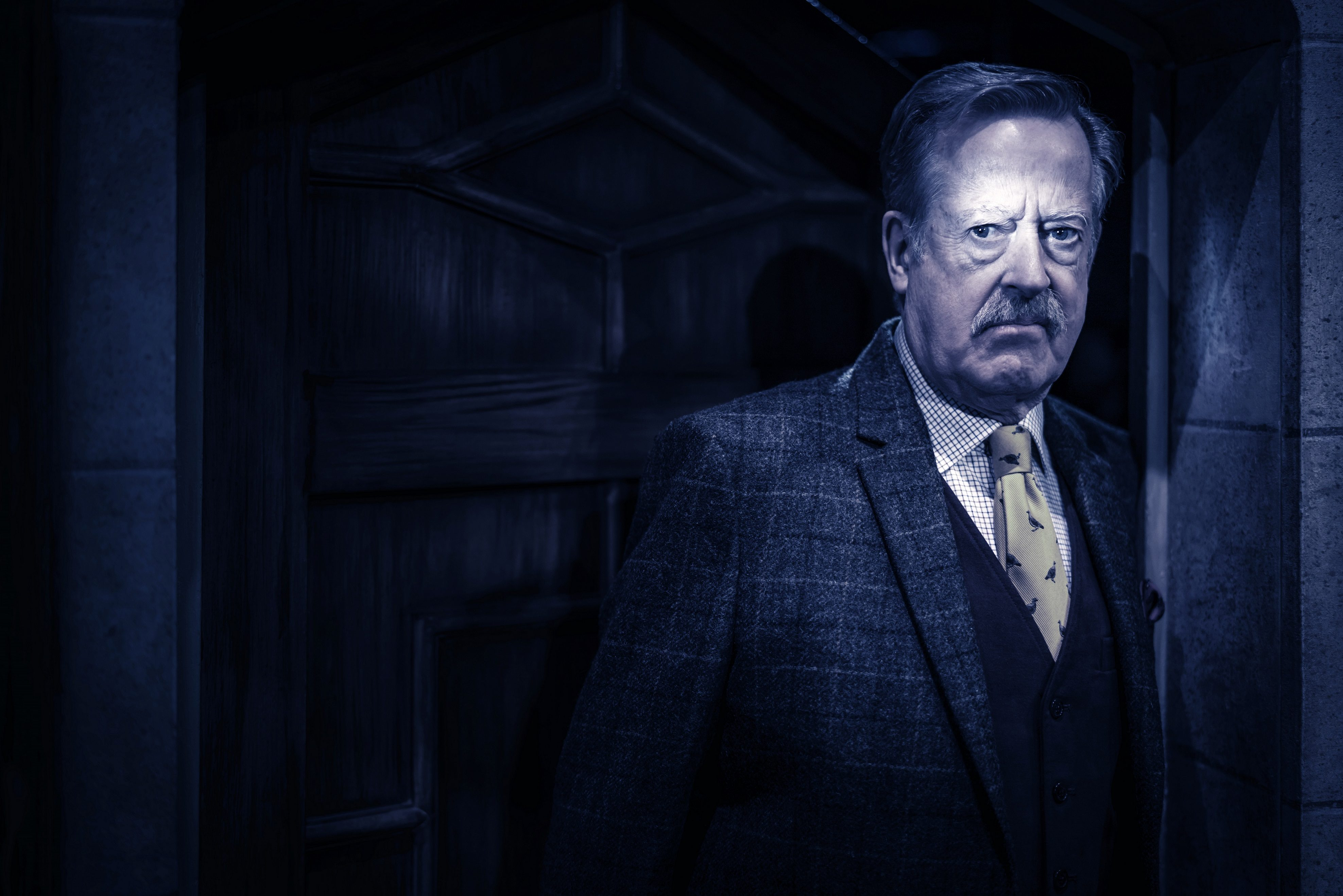 John Griffiths in The Mousetrap 2020 UK tour. Credit Johan Persson.jpg
