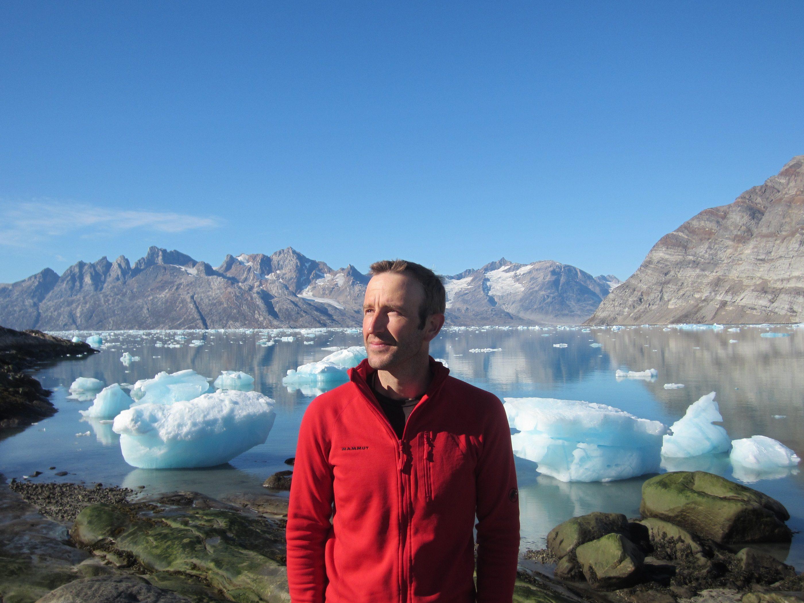 Robert Macfarlane - Eastern Greenland - (c) Helen Mort.JPG