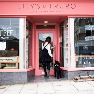 Lily's of Truro | Dog Friendly Café