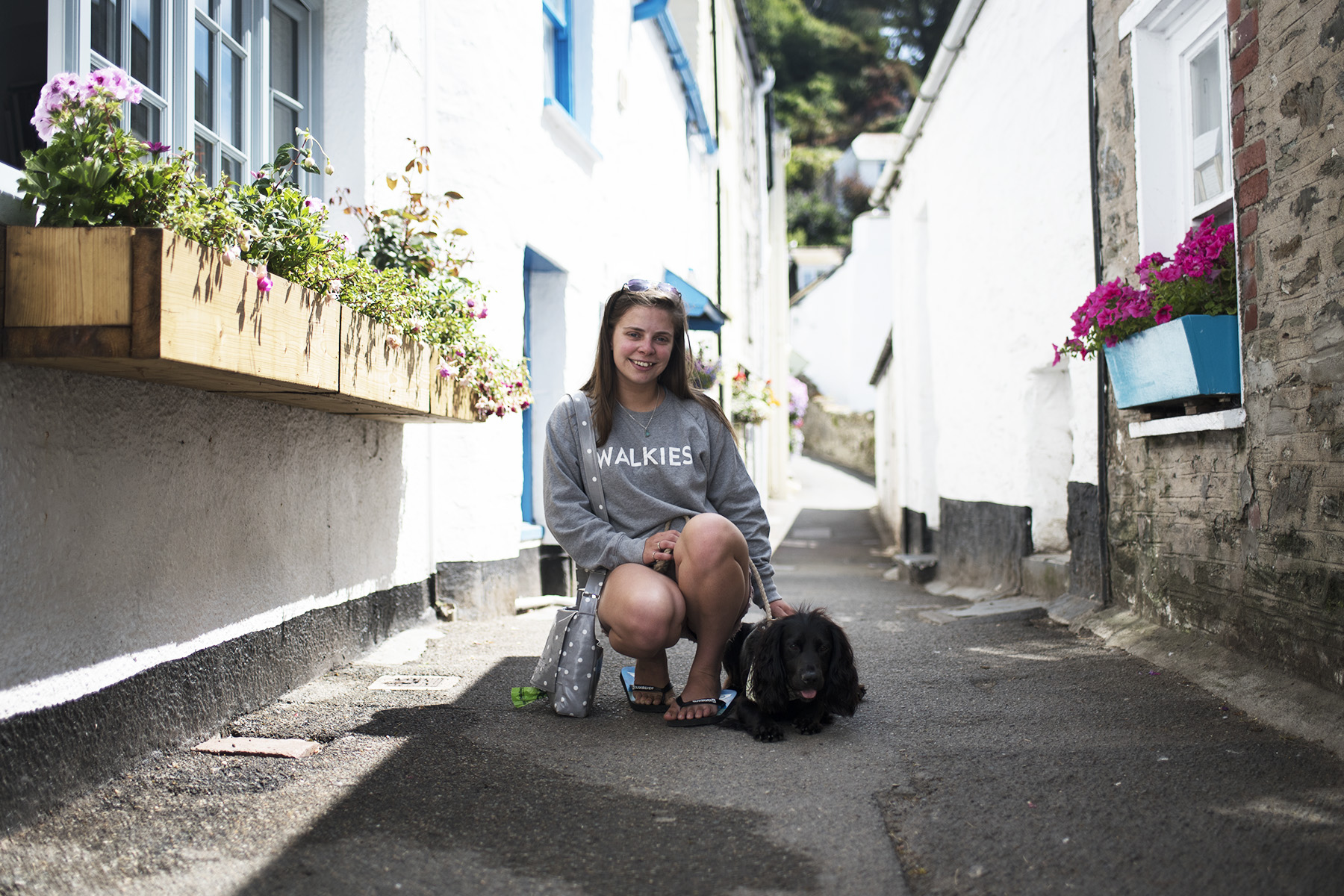 Dog Friendly Polperro | The Cornish Dog