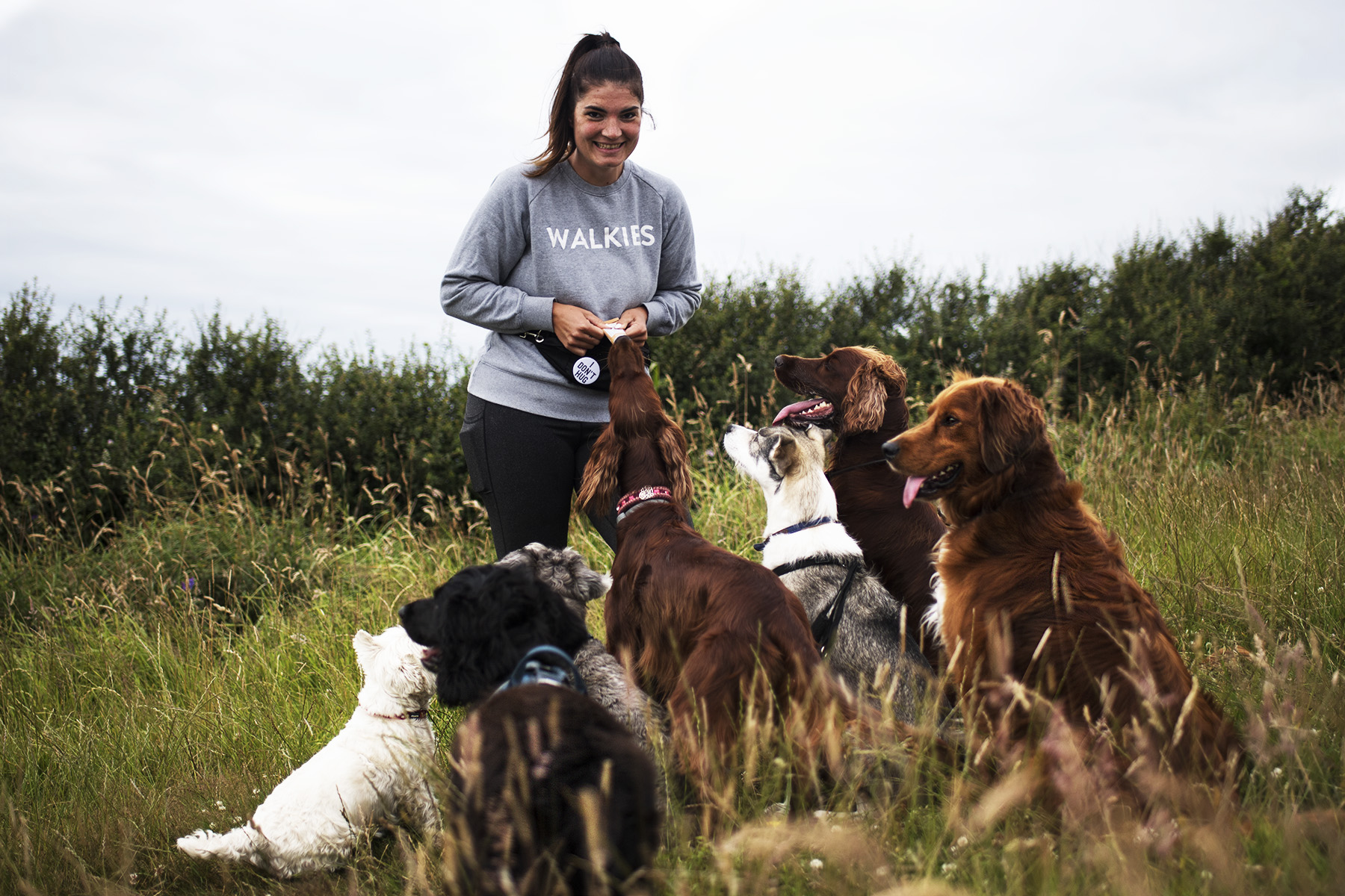 Fran from North Cornwall Dog Walking | The Cornish Dog
