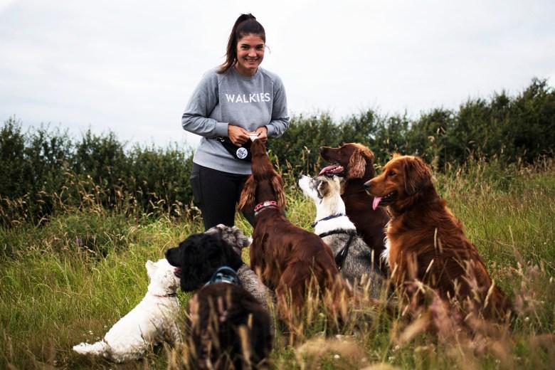 Fran from North Cornwall Dog Walking   The Cornish Dog