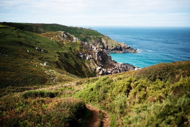 Gwithian to Cape Cornwall | The Cornish Dog