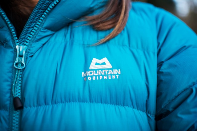 Mountain Equipment Skyline Down Jacket | The Cornish Dog