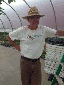 John in the hoop house