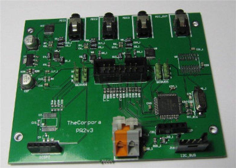 Head Controller Qbo Robot, thecorpora