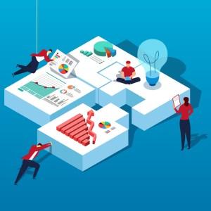 Cross-Functional-team-the-CEOs-goal-vector