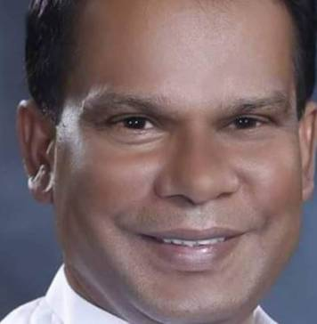 Ex-minister Dilip Ray