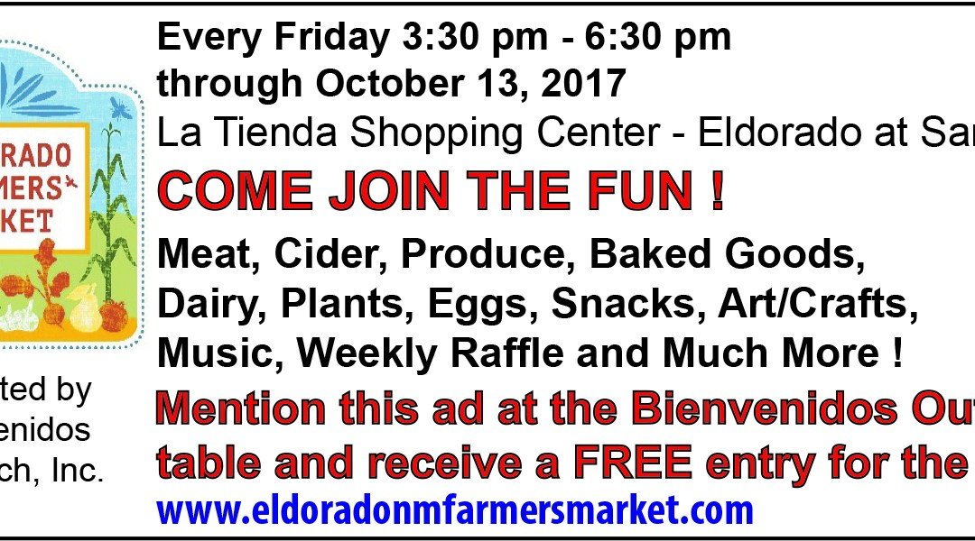 Eldorado Farmers Market