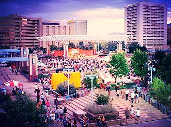 Shakespeare on the Plaza – Albuquerque, NM
