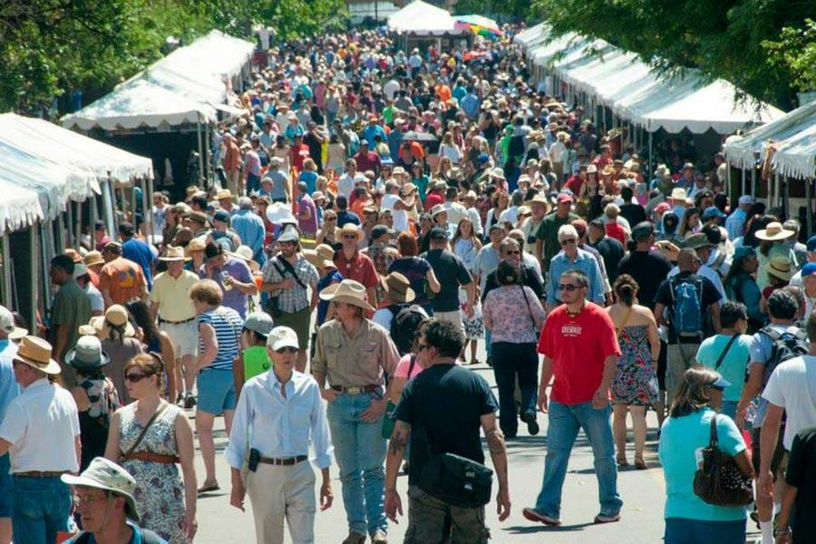 97th Santa Fe Summer Indian Market – Santa Fe, NM