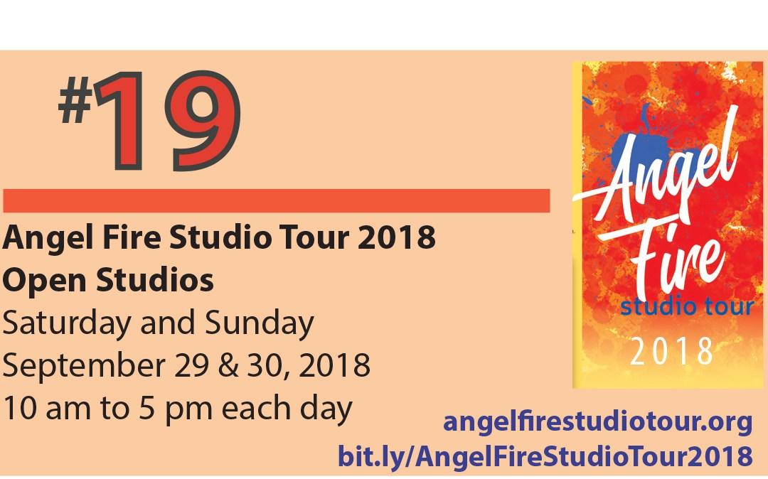 Angel Fire Studio Tours 2018 – Angel Fire, NM