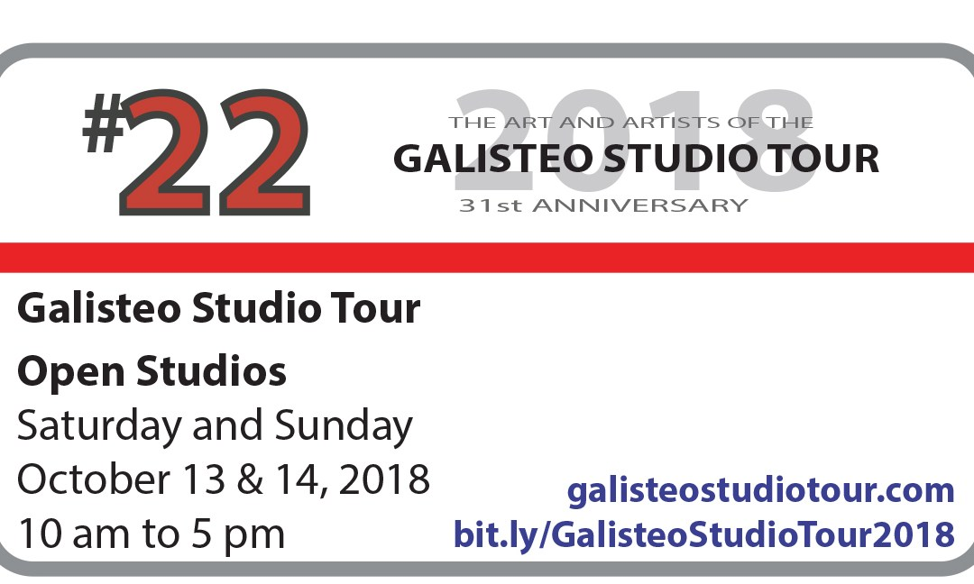 Galisteo Studio Tour 2018 – Galisteo, NM