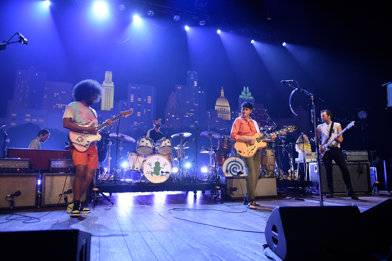 Live music review: Vampire Weekend wows ACL TV audience - The Cosmic Clash