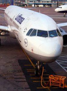 Lufthansa Airbus 321
