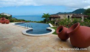 beautiful home by the beach in costa rica