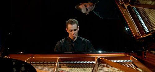 Piano Recital by Luis Esteban Herrera