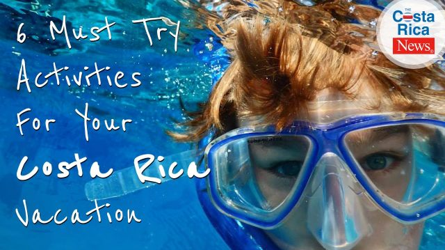 6 Must Try Activities For Your Costa Rica Vacation | TCRN