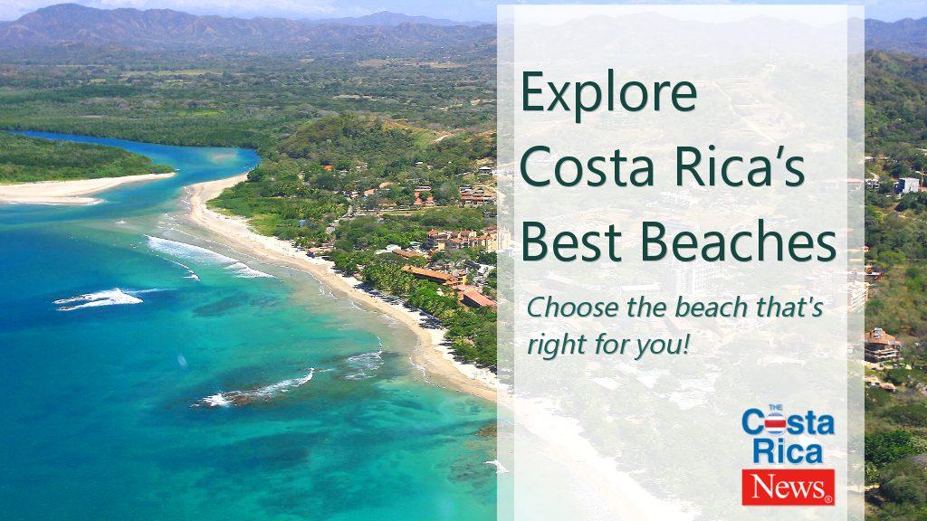 Explore Costa Rica's Best Beaches   TCRN
